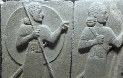 3.3. Спомениците во Каркемиш