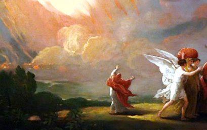 10.2. Уништувањето  на Содом и Гомора